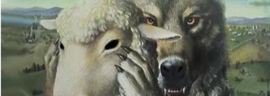 Lobo Vestido De Oveja Dueña De Mi Destino